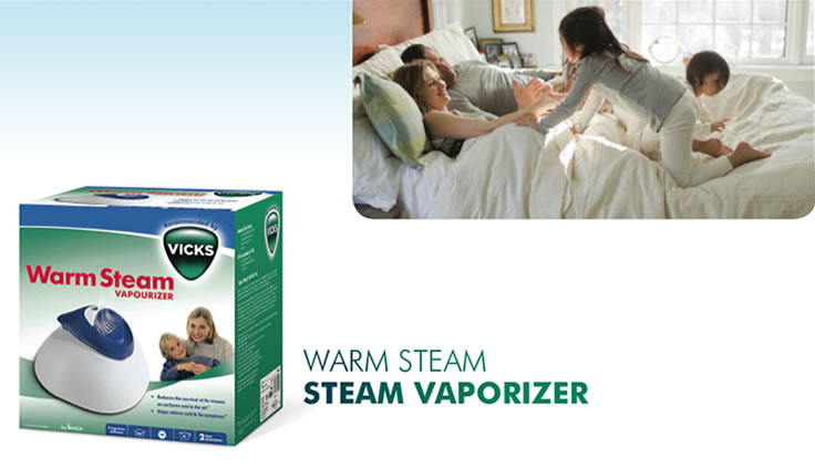 how to clean vicks warm steam vaporizer